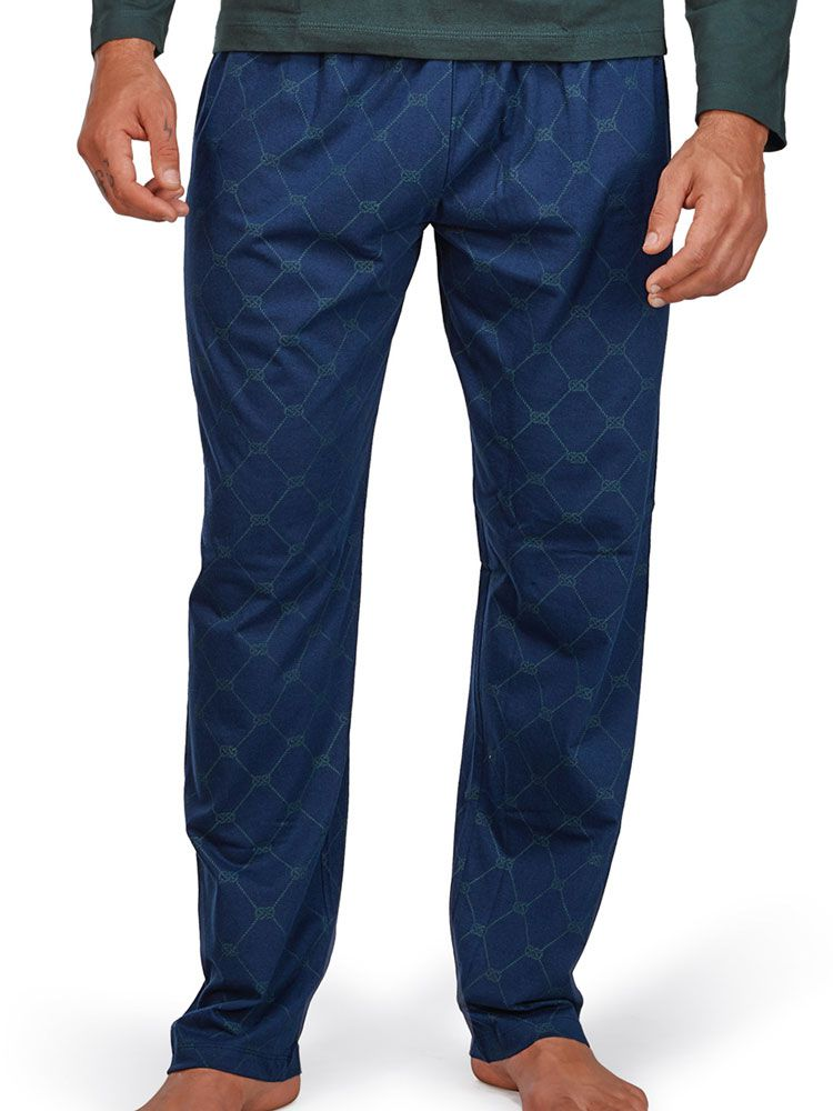Pijama Longo Masculino Zeus DeMillus 85126