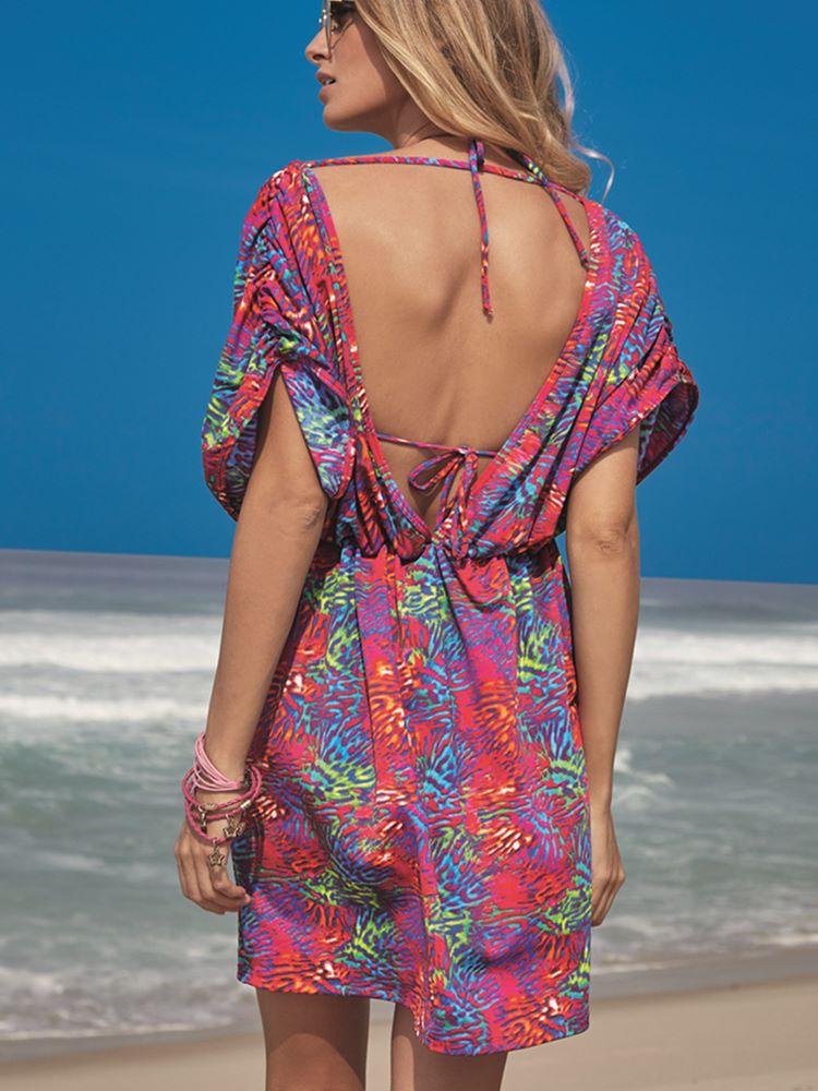 Saida de Praia Qatar DeMillus 30033