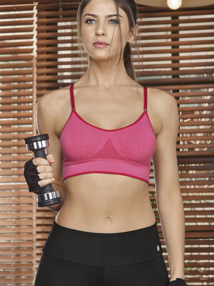 Top Fitness Esportivo Ultraleve DeMillus 63121