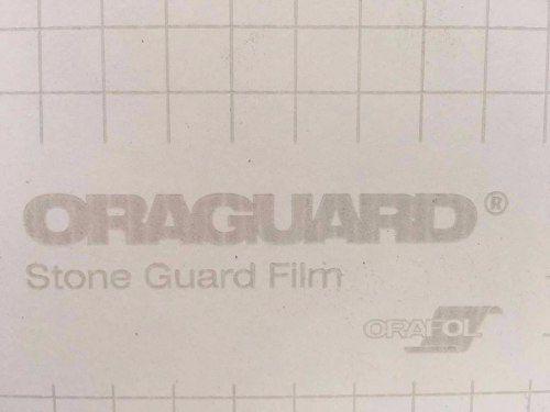 Adesivo Proteção Bicicleta Pedivela Shimano - Orafol Stone Guard