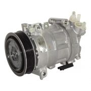 Compressor do Ar Condicionado Peugeot 3008 / 308 / Citröen C4 Lounge  BC437100-8091RC - Denso