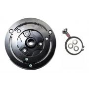 Cubo Embreagem Compressor Fiat Mobi/novo Palio/nova Fiorino ACPX34