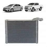 Evaporador Toyota Corolla, Etios, Hilux, Rav, SW4 - Denso