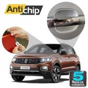Kit Película PPF Protetor de Maçaneta + Canto de Porta Antichip - VW T-Cross