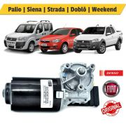 Motor do Limpador Weekend, Strada, Siena, Doblo Dianteiro - Denso