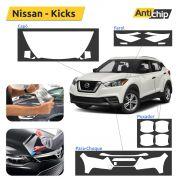 Película Escudo Invisível Nissan Kicks - Antichip
