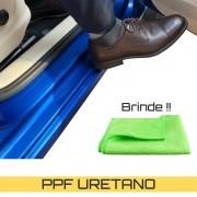 Película Proteção de Pintura Soleira Universal PPF 1,5 m x 10 cm - Antichip
