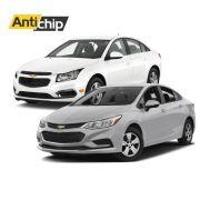 Proteção Invisível Antichip - Chevrolet Cruze