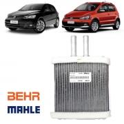Radiador Ar Quente Caixa Aquecedora VW Gol, Crossfox, Fox, Saveiro, up e Voyage 2009 a 2013 - Mahle
