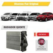 Radiador Ar Quente Fiat Argo, Cronos, Fiorino, Grand Siena, Palio E Uno - Denso