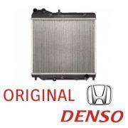 Radiador de Agua Honda Fit 1.4 e 1.5 16Valvulas C/ Ac e T/M 2003 a 2008