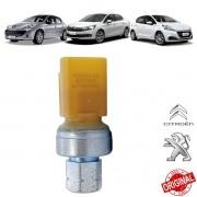 Sensor de Pressão Pressostato Peugeot / Citroen 82CP32 / 9673006380 - Original