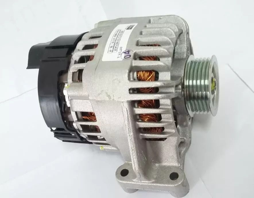 Alternador Fiat Motor Fire 1.0 / 1.4 110A com Ar Cond. - Denso