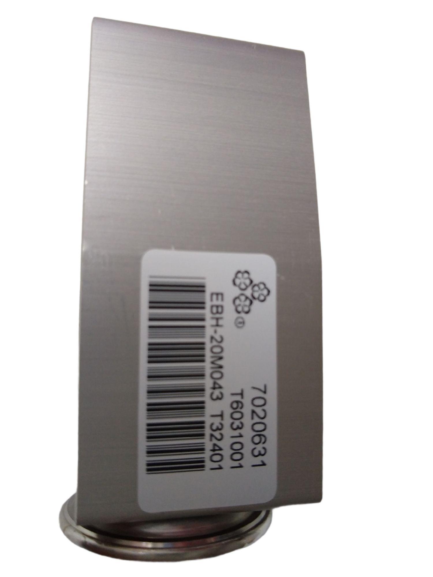 AVE 134 000P VALVULA EXPANSÃO  AGILE ONIX COBALT SPIN PRISMA ECOSPORT KA