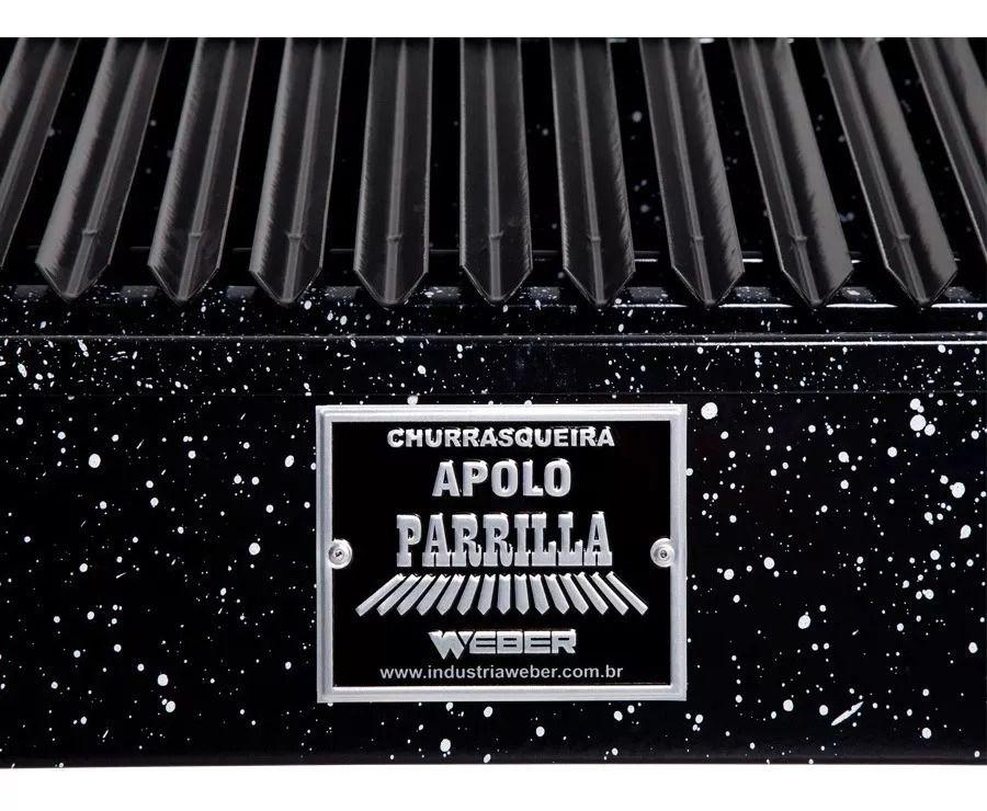 Churrasqueira Residencial Argentina Apolo Parrila - Weber