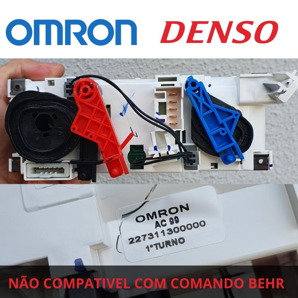 Comando Ar Condicionado Gol G3 e G4 Original - Behr