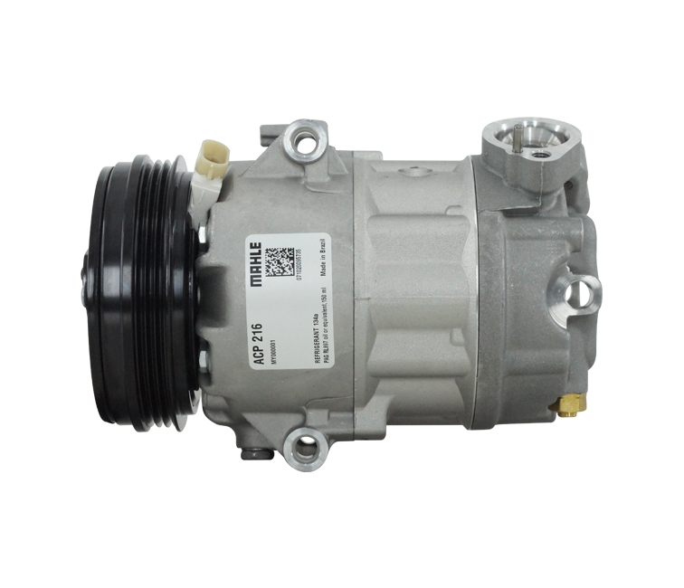 Compressor Ar Condicionado Fox, Gol G5 e G6  ACP 216 - Mahle
