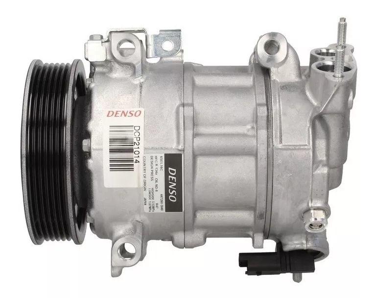 Compressor do Ar Condicionado Peugeot 3008 / 308 / Citröen C4 Lounge  BC437100-8091RC - Denso