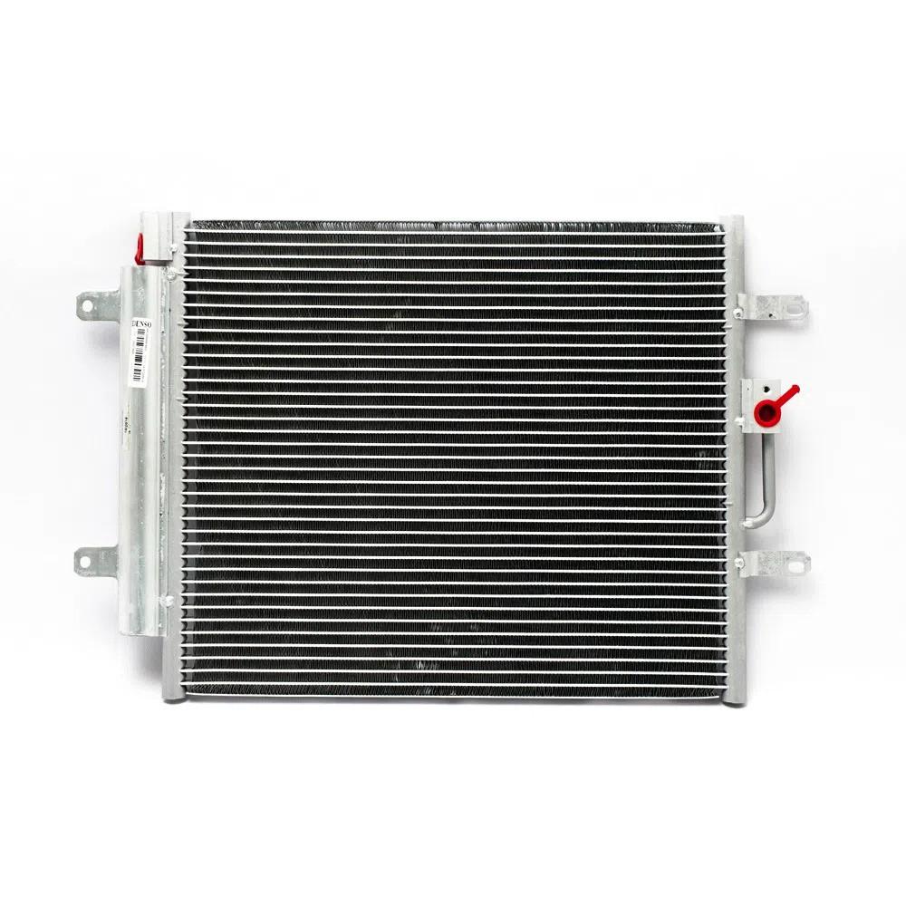 Condensdor Ar Condicionado  Fiat 1.8 8v / 16v - Palio, Strada, Idea - Denso