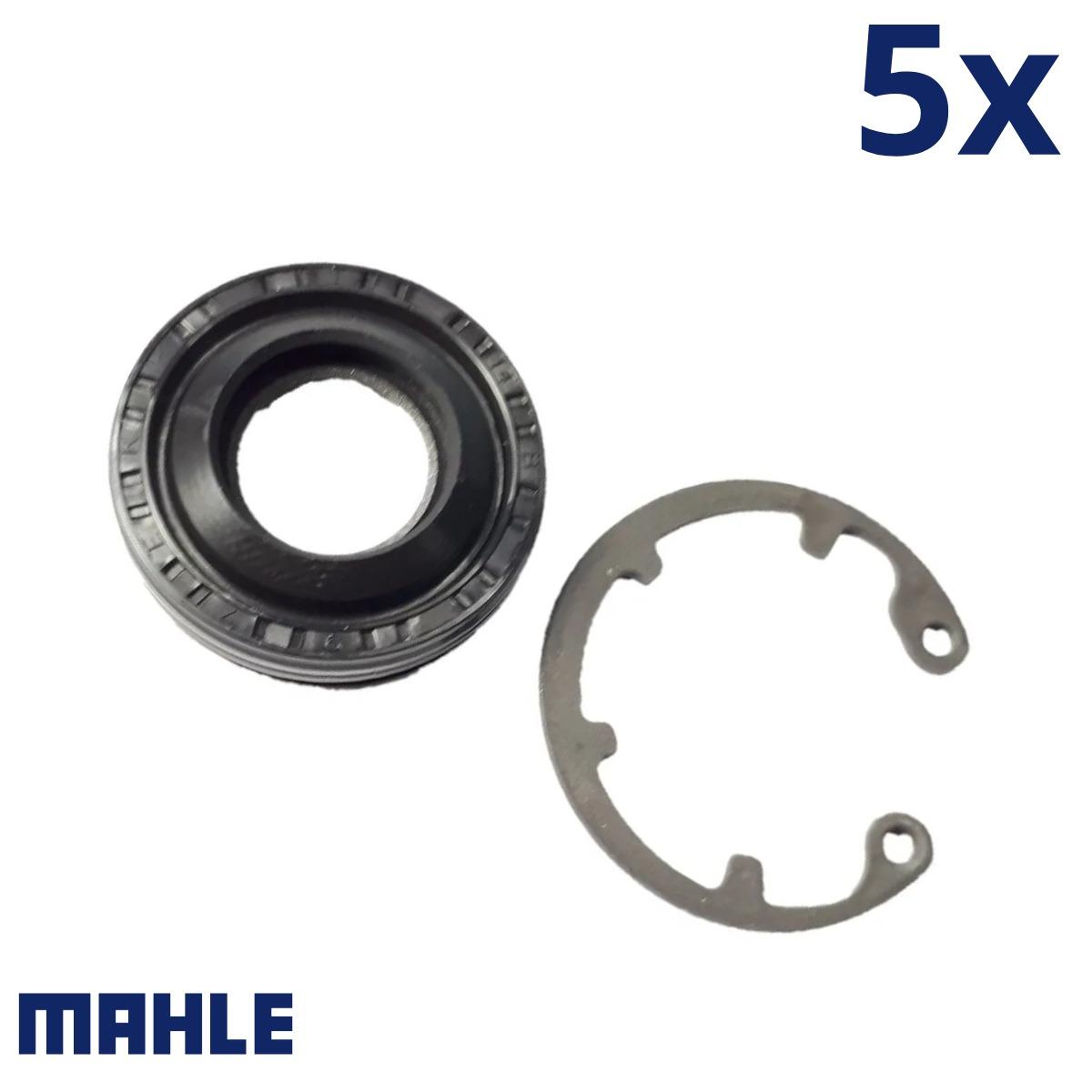 KIT 5X Reparo Selo Retentor Compressor Gm E Fiat Acpx 9 - Mahle