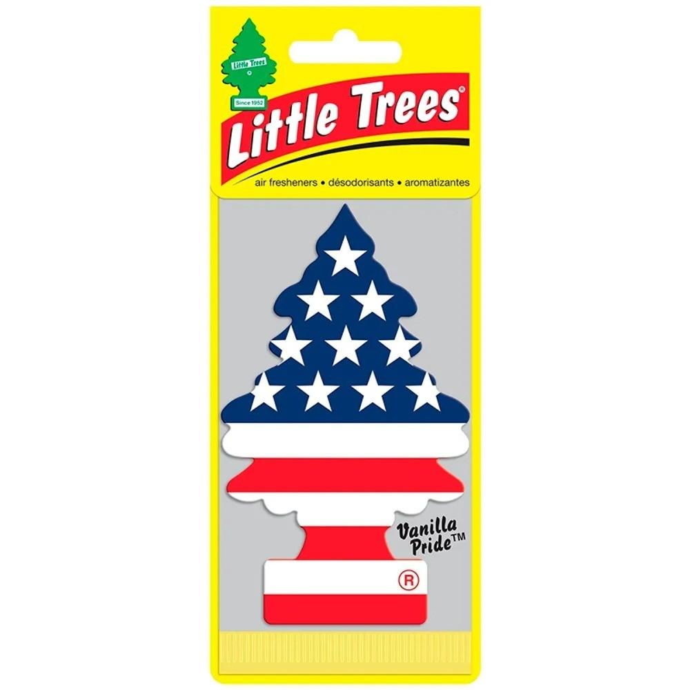 Kit Aromatizador Vanilla Pride + Black Ice - Little Trees