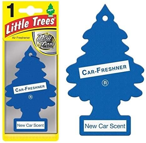 Kit Aromatizador Vanilla Pride + New Car Scent - Little Trees