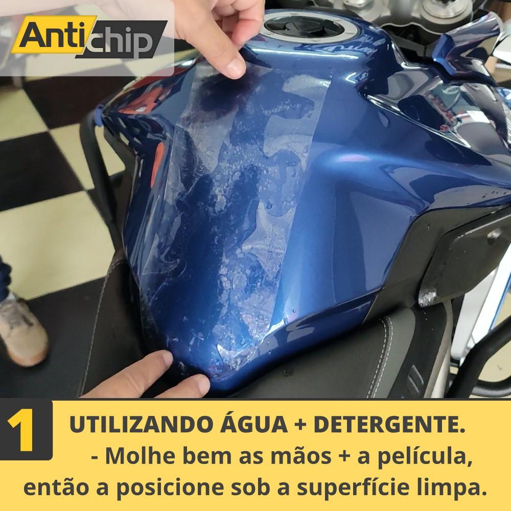 Kit Completo Película PPF Protetora de Pintura BMW S1000RR 2020 - Antichip