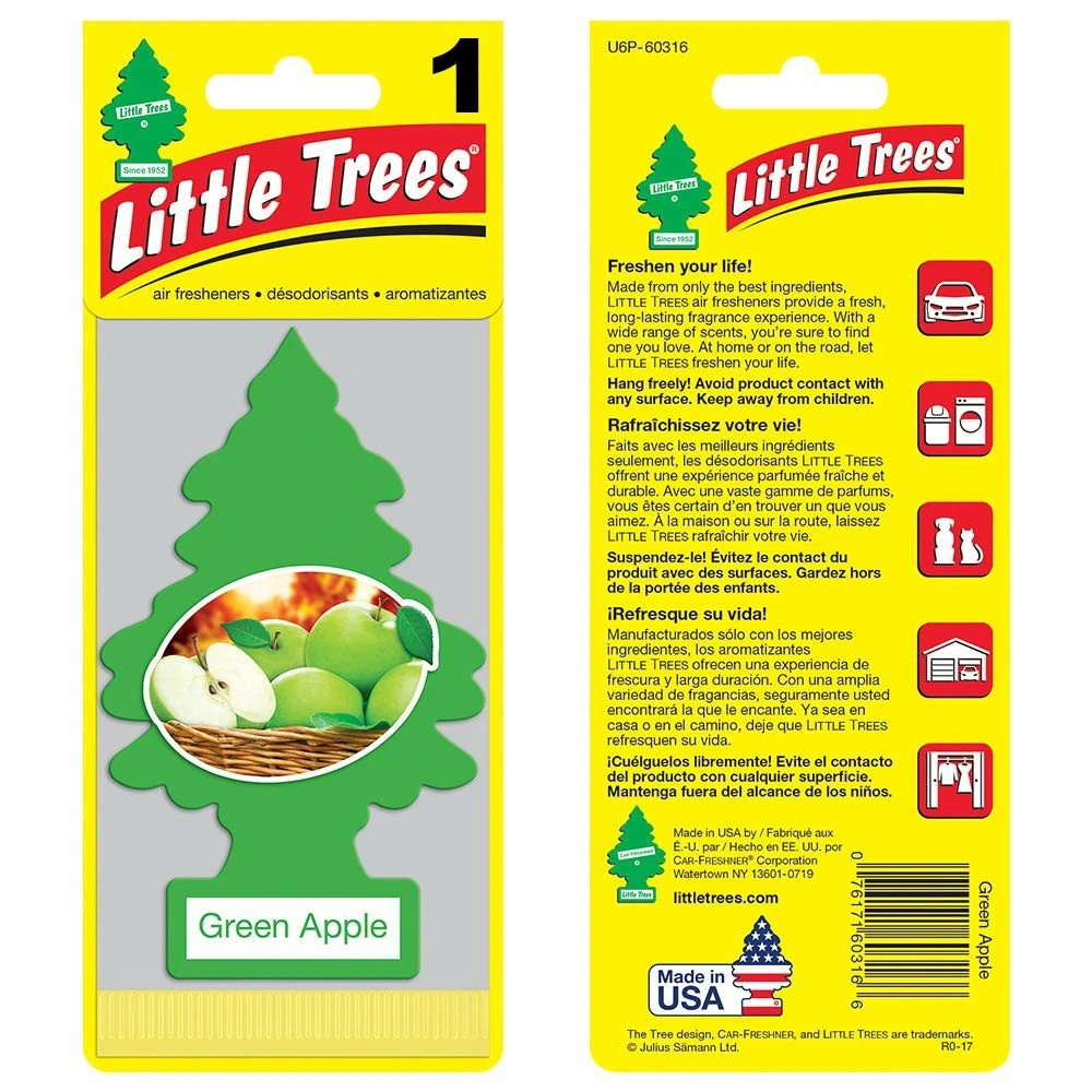 Little Trees Green Apple