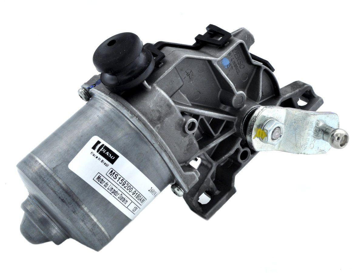 Motor do Limpador Novo Palio Dianteiro - Denso