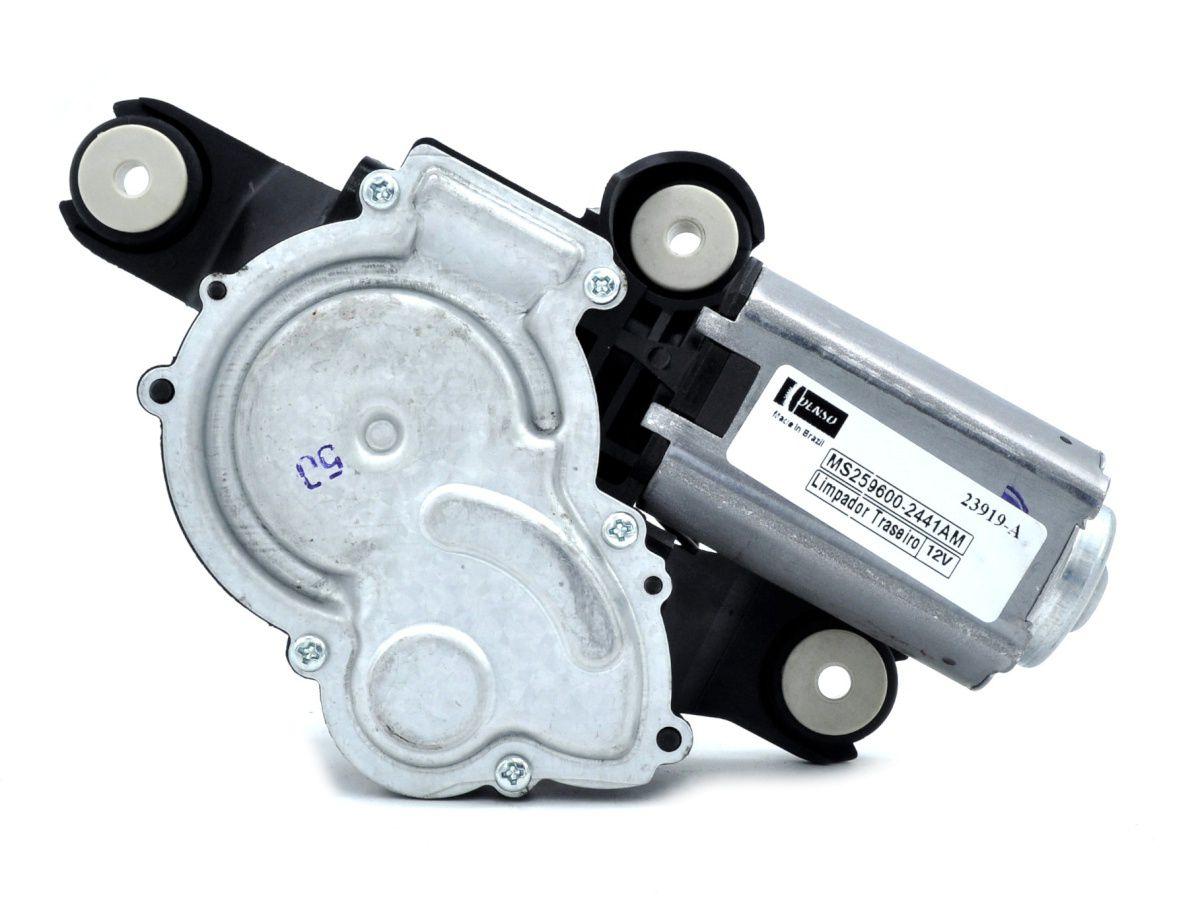 Motor do Limpador Vidro Novo Palio / Uno - Traseiro - Denso