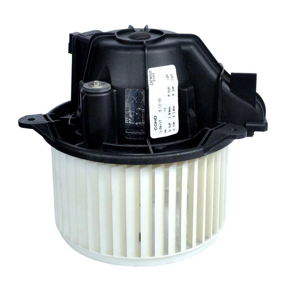 Motor Ventilação Interno Fiat Bravo ou Stilo com Ar Manuall - Denso