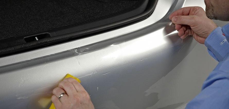 Película Automotiva PPF Protetor de Porta Malas Civic