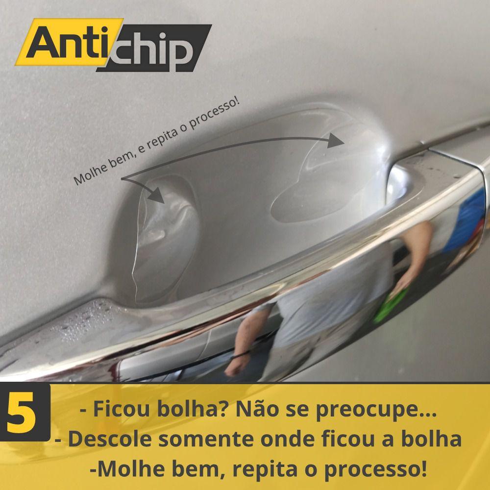 Película PPF Protetora de Pintura Copa Maçaneta Antichip - Audi A3