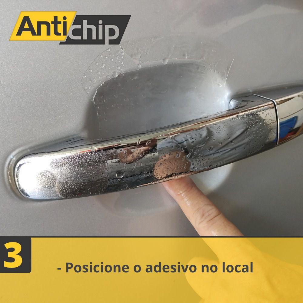 Película PPF Protetora de Pintura Copa Maçaneta Antichip - Audi Q3
