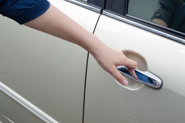 Pelicula Proteção Maçaneta Honda Civic - Antichip