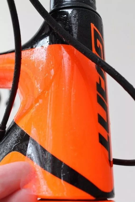 Película Protetora de Pintura Bicicleta Cannondale FSI 200 Micr - Antichip