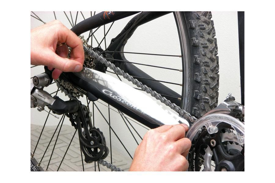 Película Protetora de Pintura Bicicleta Cannondale FSI 355 Micr - Antichip