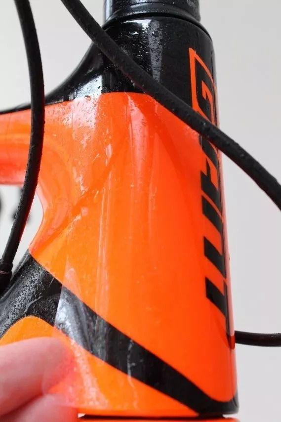 Película Protetora de Pintura Bicicleta Scott 980 - 200 Micr - Antichip