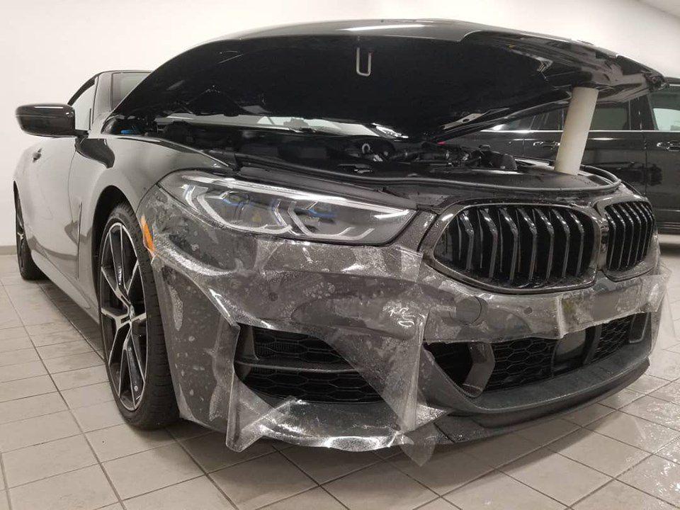 Película Protetora de Pintura Capô BMW X1 2019 - Antichip