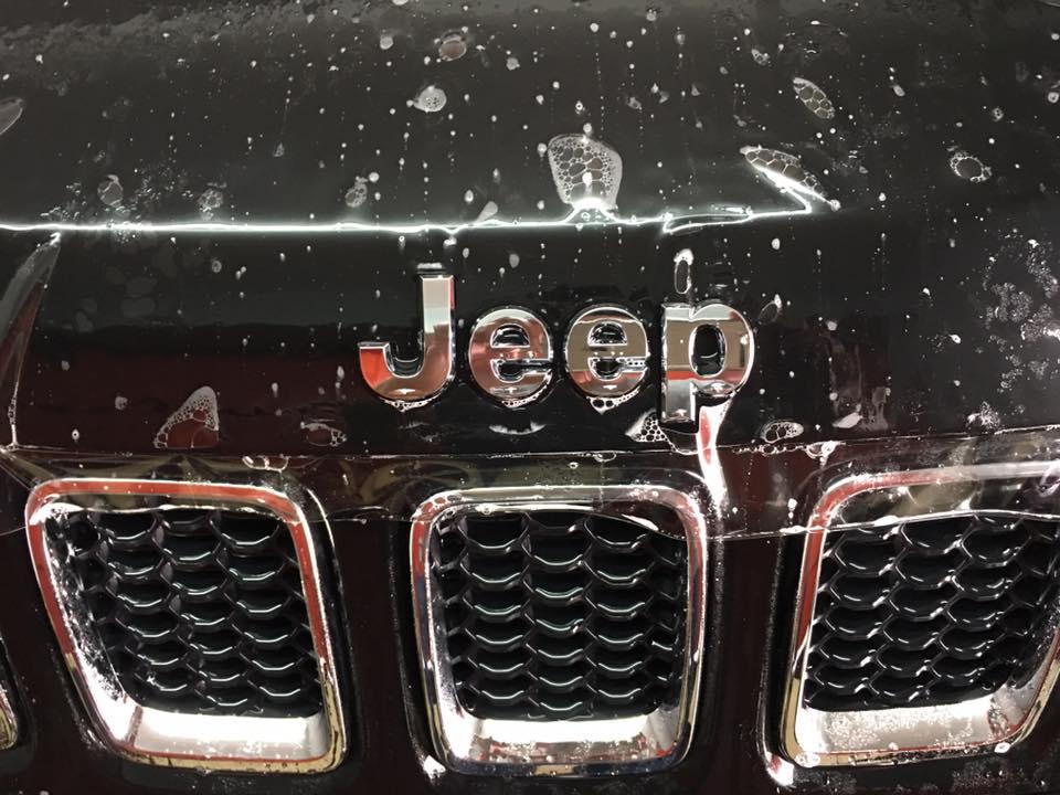 Película Protetora de Pintura Capô e Paralama Jeep Compass - Antichip