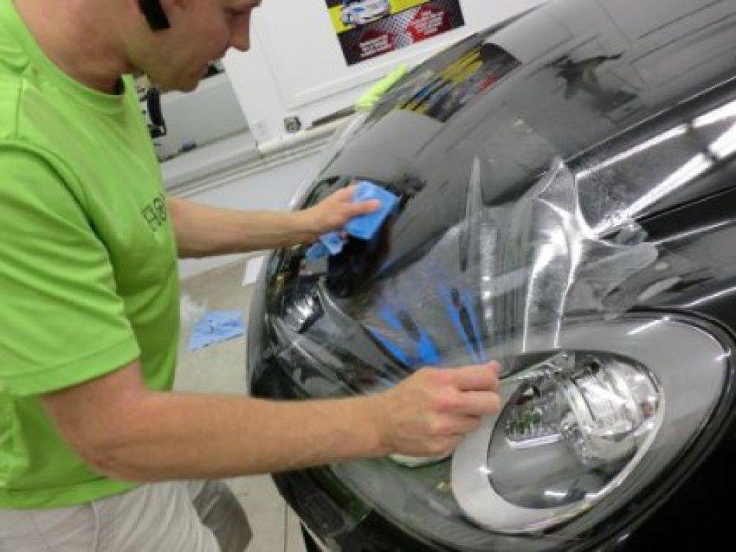 Película Protetora de Pintura Maçaneta Audi A3 2015 a 2019 - Antichip