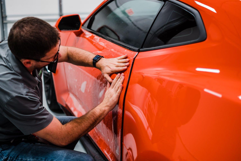 Película Protetora de Pintura Maçaneta BMW X1 2019 - Antichip