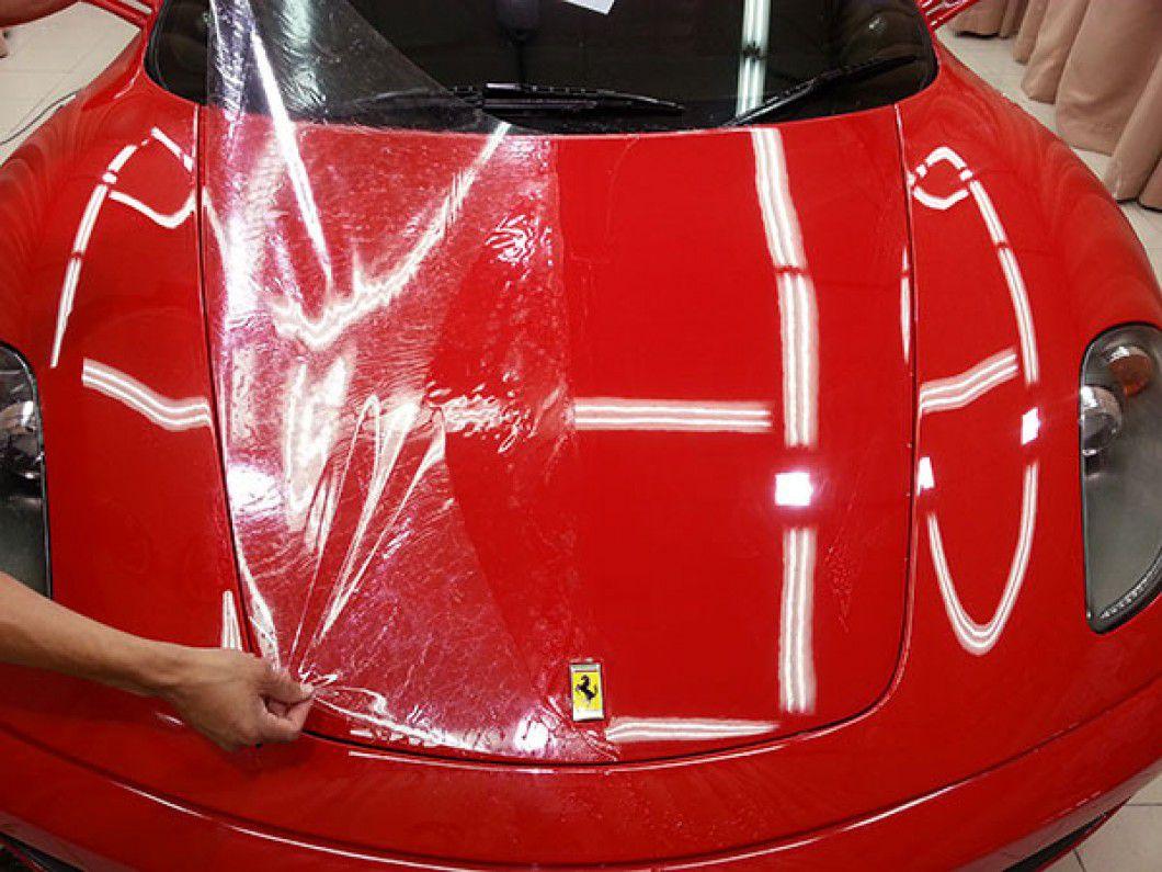 Película Protetora de Pintura Maçaneta Ford New Fiesta - Antichip