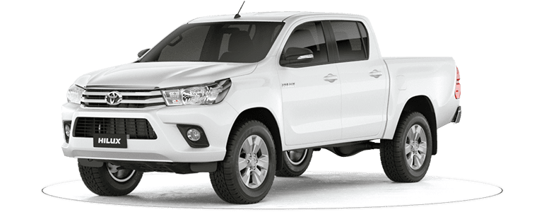 Película Protetora de Pintura Maçaneta Toyota Hilux 2019 - Antichip