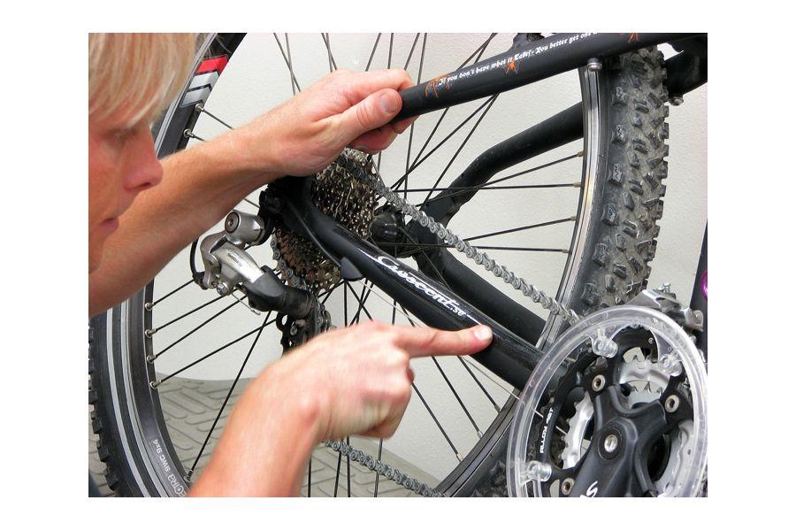 Película Protetora de Pintura Pedivela Bicicleta Shimano 200 Mic. - Antichip