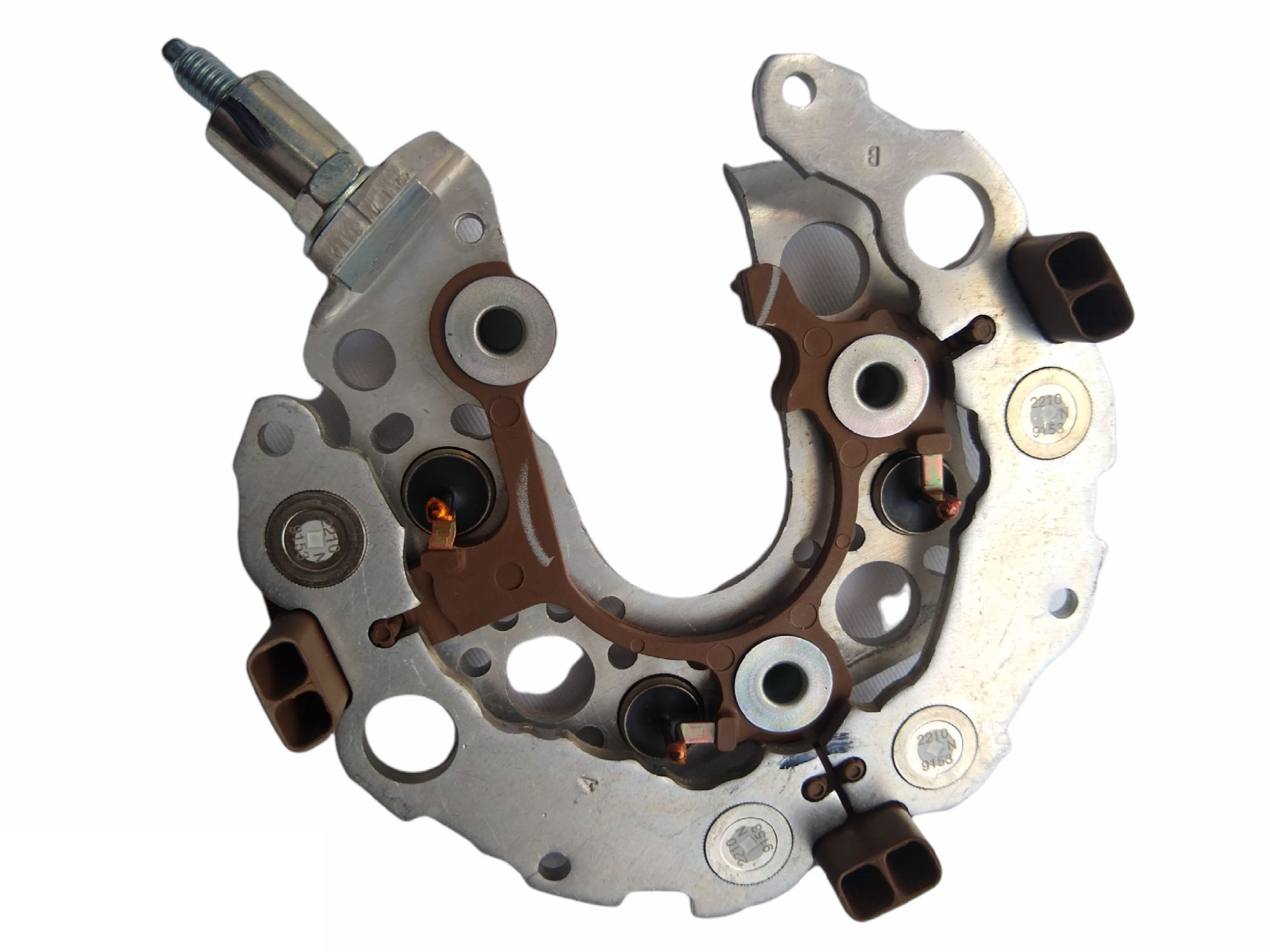 PONTE RETIFICADORA COROLLA 1.8 / 2.0 Flex - À partir de 2014   HILUX 2.8 Diesel À partir de 2015 / 3.0 Diesel 2005 a17