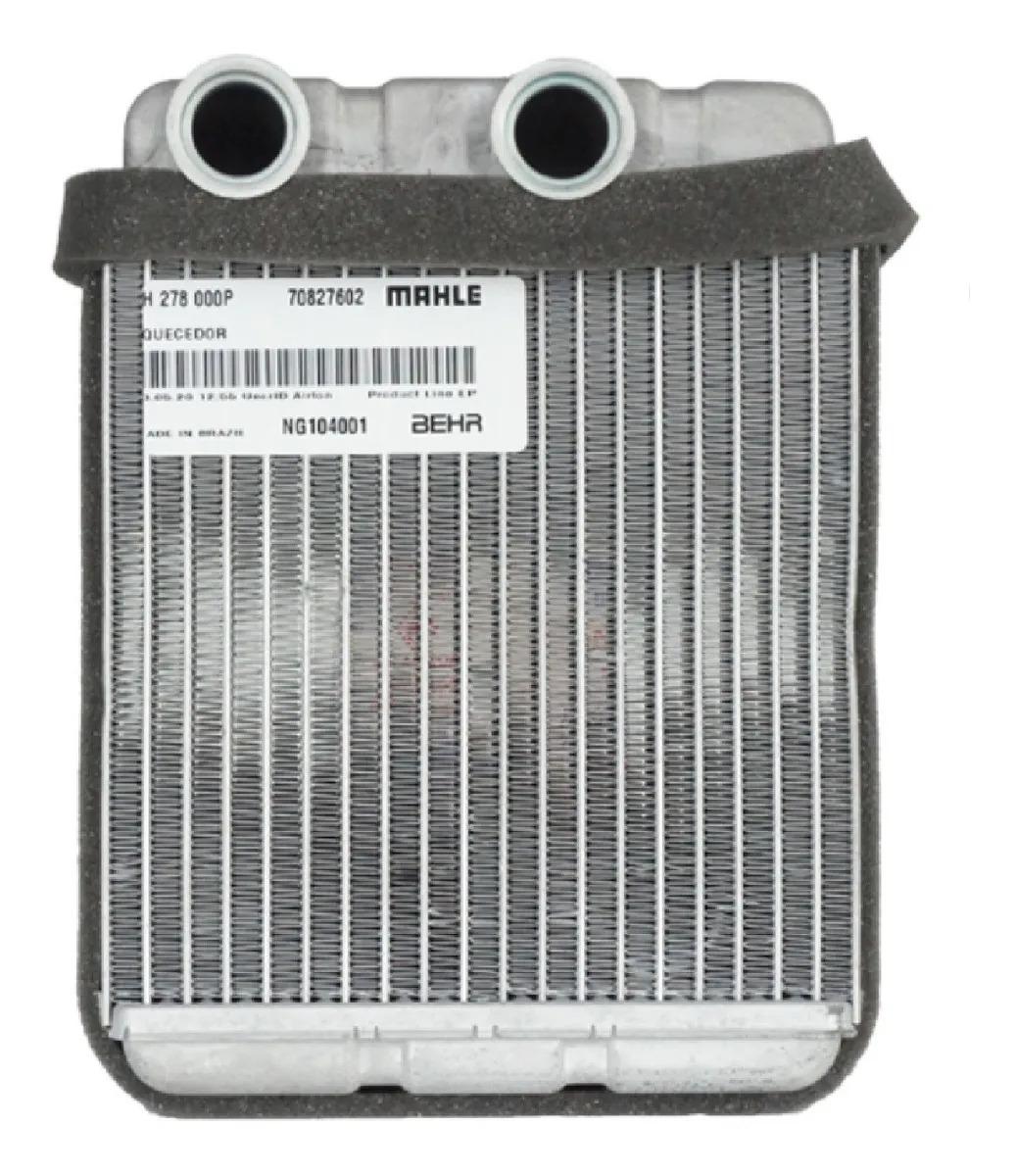 Radiador De Ar Quente Renault Sandero Mec 1.6 08/16 - AH278 - Mahle