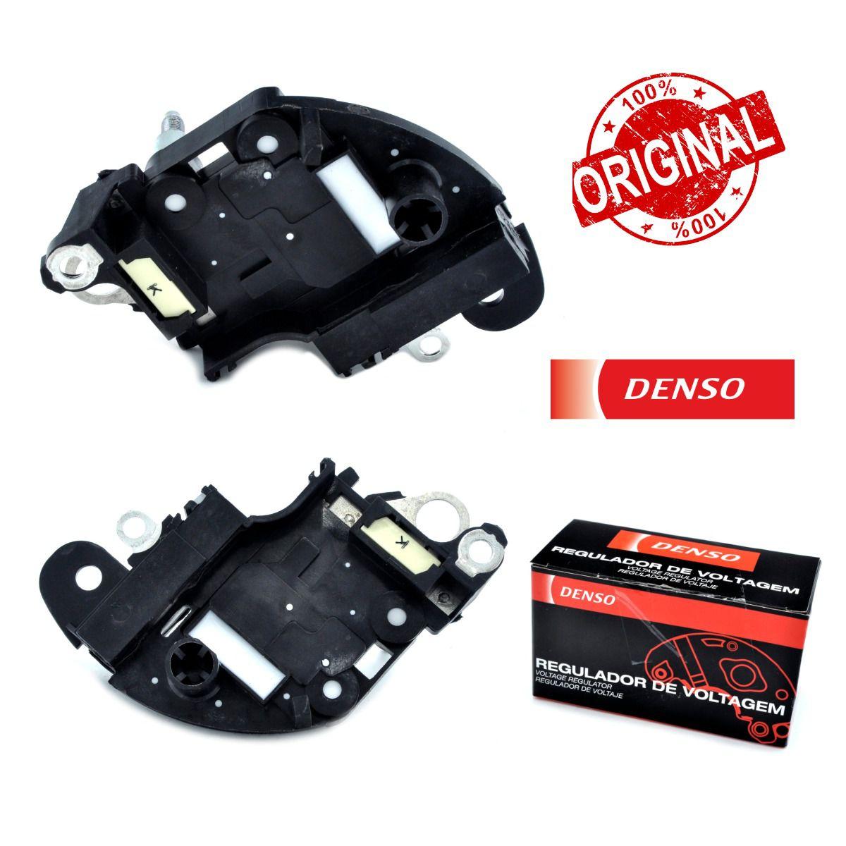 Regulador de Voltagem Fiat / Chevrolet BC021680-5160RC - Denso