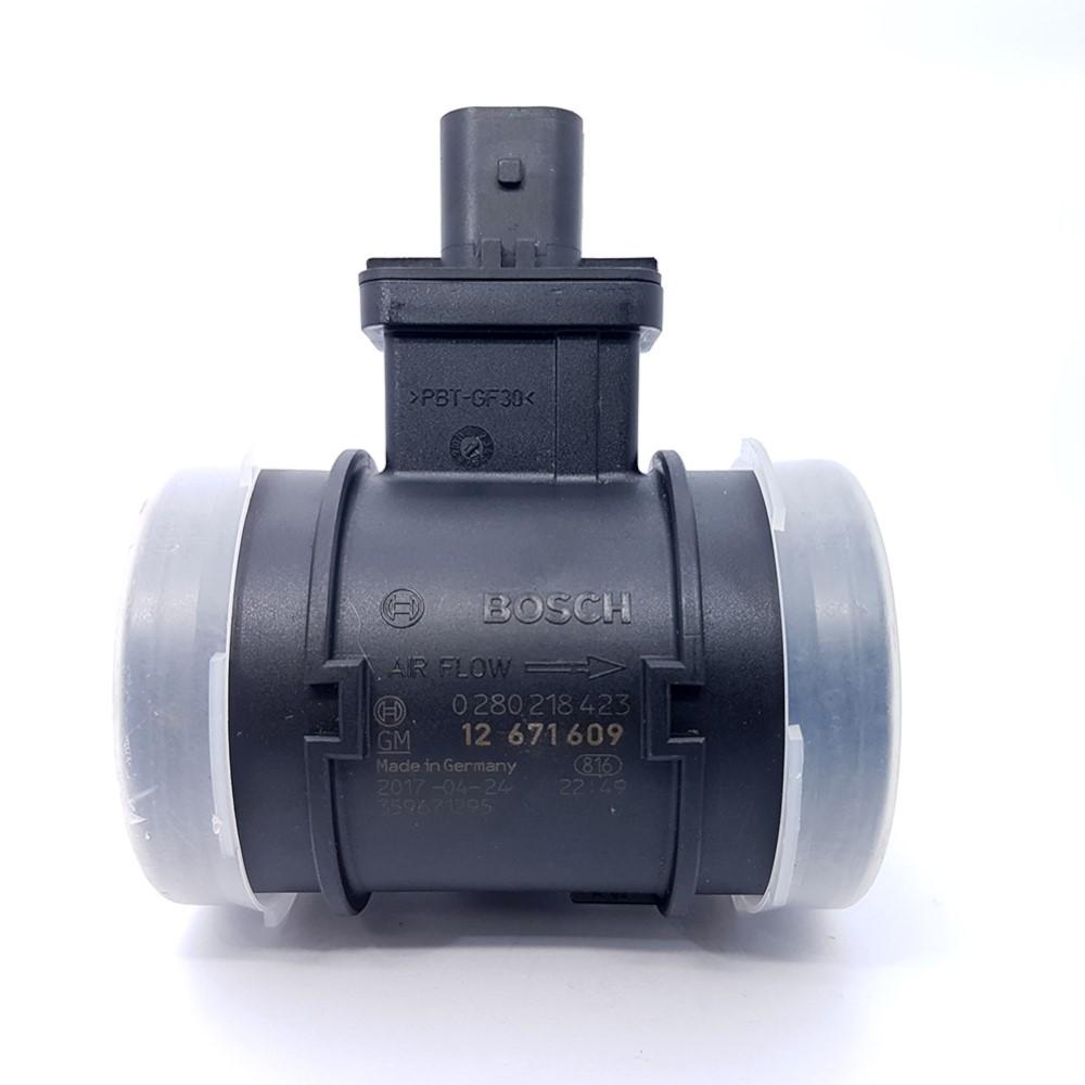 Sensor Medidor Fluxo de Ar GM Montana, Agile - Bosch 0280218209 13241771