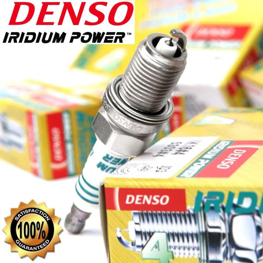 Vela Ignição Iridium Power IX22B - Denso - Made in Japan